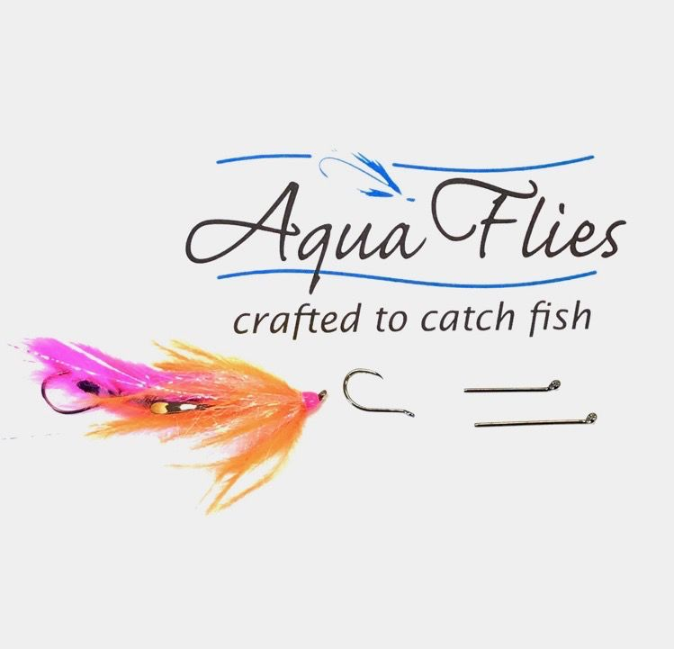 Aqua Flies Aqua Flies Round Eye Shank