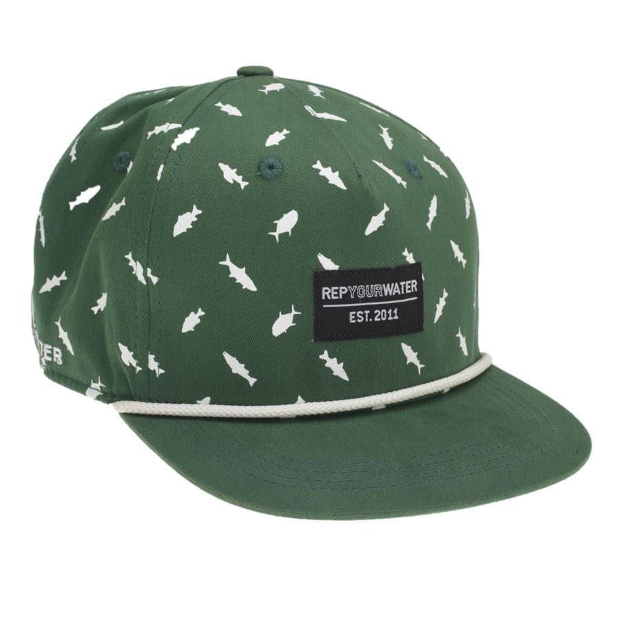 RepYourWater RepYourWater Best Catch Hat
