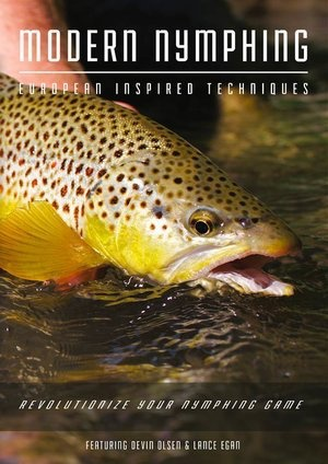 Anglers Books MODERN NYMPHING: EUROPEAN INSPIRED TACTICS