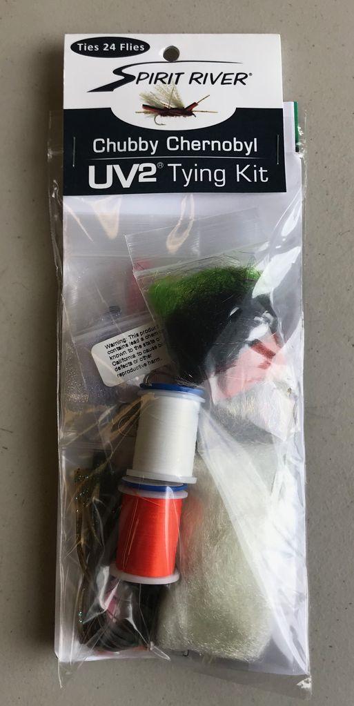 Spirit River Chubby Chernobyl Fly Tying Kit