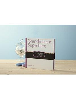 Book Grandma Is Magical Book