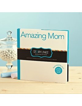 Book Amazing Mom Story Line Book