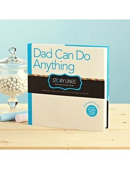 Book Dad Can Do Anything Story Line Book