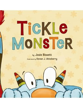 Book Tickle Monster Book