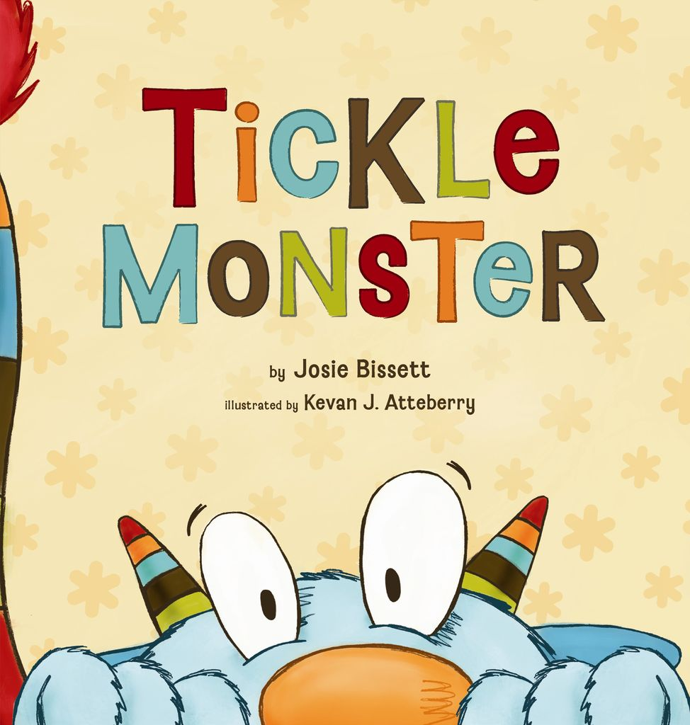 Book Tickle Monster Book