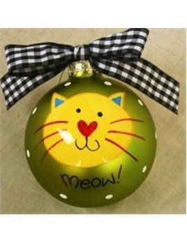Ornament Meow Cat Ornament