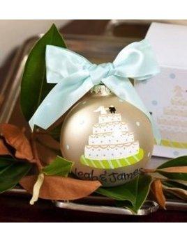 Ornament Wedding Cake Ornament