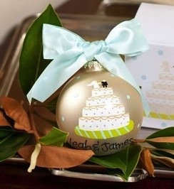 Ornament Wedding Cake Ornament