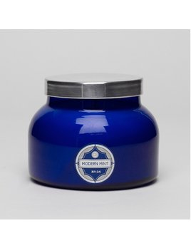 candle Modern Mint - Signature Jar Candle, 21.5 oz