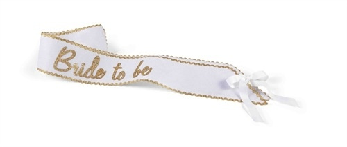 Accessories Bride to Be Sash