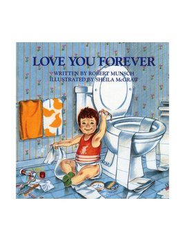 Book Love You Forever Book - Hardcover