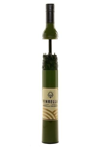 Umbrella Wine Bottle Umbrella - Green