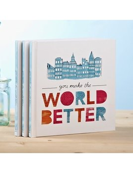 Book You Make the World Better