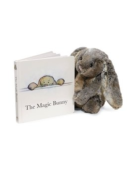 Book Magic Bunny Book