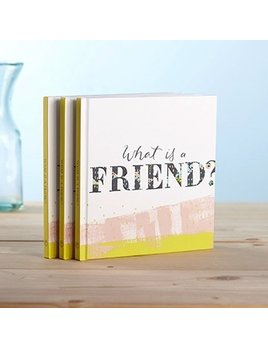 Book What is a friend?