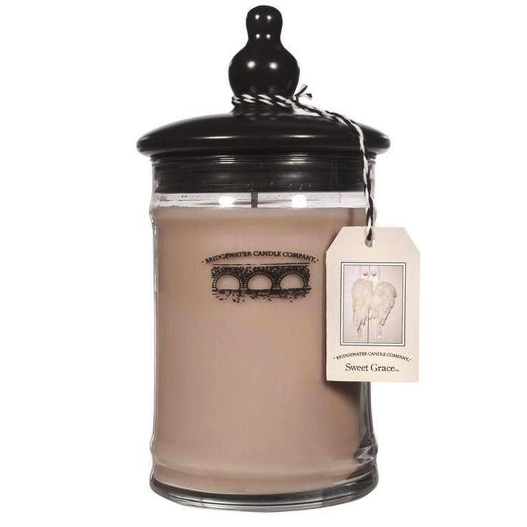 Personalized 18oz Large Jar Candle - Sweet Grace