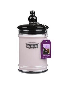 Personalized 18oz Large Jar Candle - Kiss In the Rain