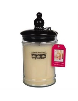 Personalized 18oz Large Jar Candle - Let's Celebrate