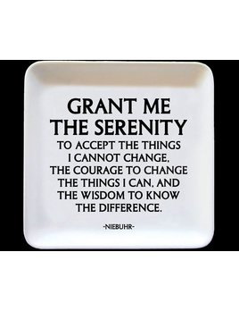 Trinket Tray Grant Me The Serenity Trinket Tray