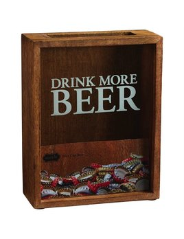 Beer Cap Display Box