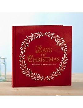 Book Days of Christmas Book