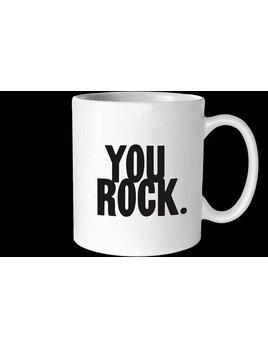 Mug You Rock - Quotable Mug