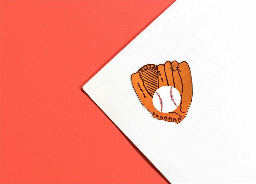 Attachment Baseball Glove Mini Attachment