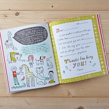 Book I Like….Activity Book