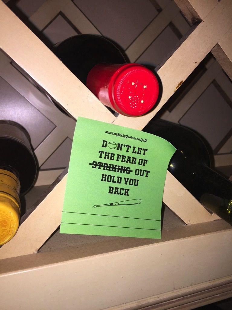 Misc Sticky Quotes - Peel Stick Inspire