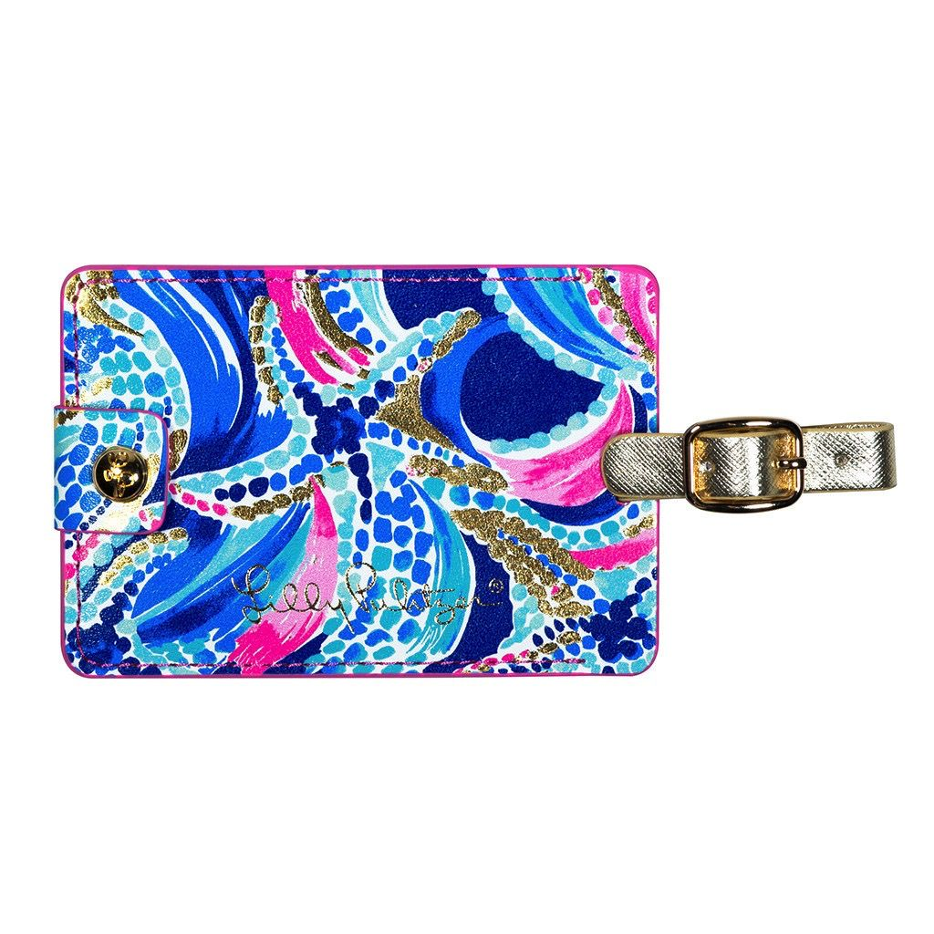 Luggage Tag by Lilly Pulitzer