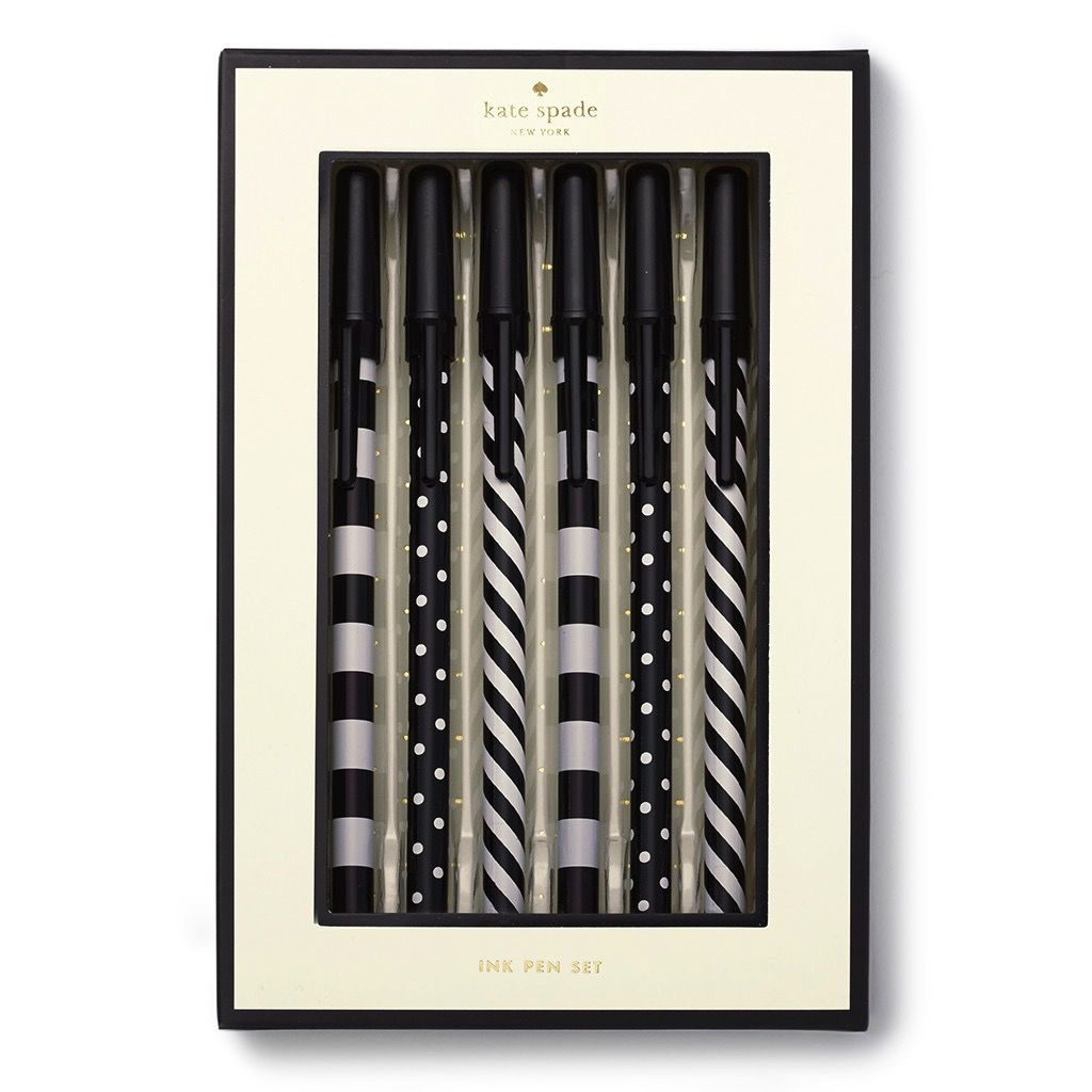 Kate Spade New York Pen Set - Top of the Line