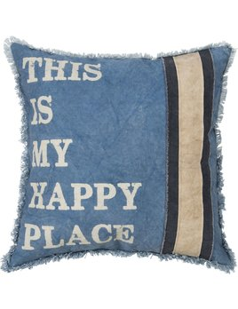 Pillow This Is My Happy Place Pillow