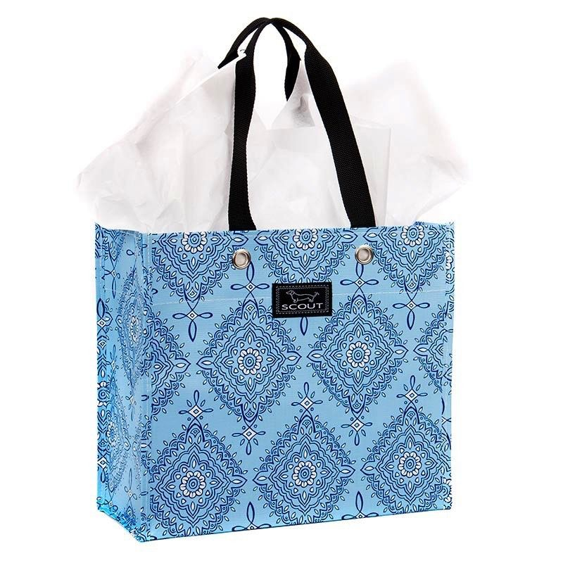 Tote Bag Large Package by Scout,  Bombay Blue