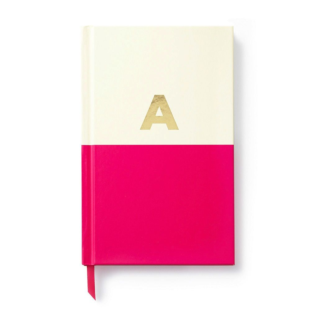Kate Spade New York Dipped Initial Notebook - A