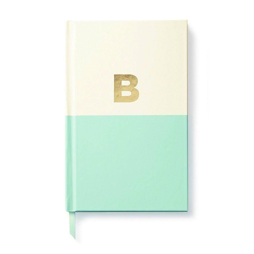 Kate Spade New York Dipped Initial Notebook - B