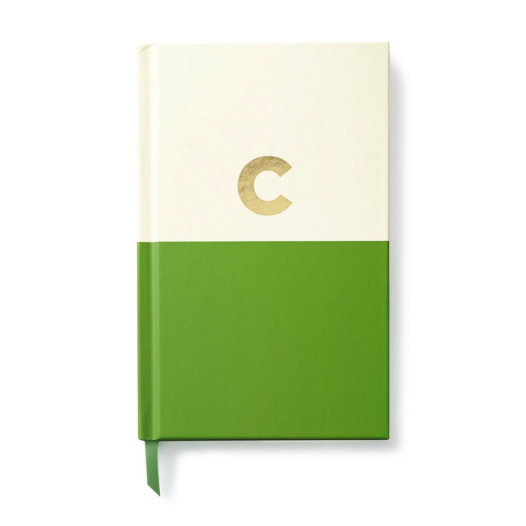 Kate Spade New York Dipped Initial Notebook - C
