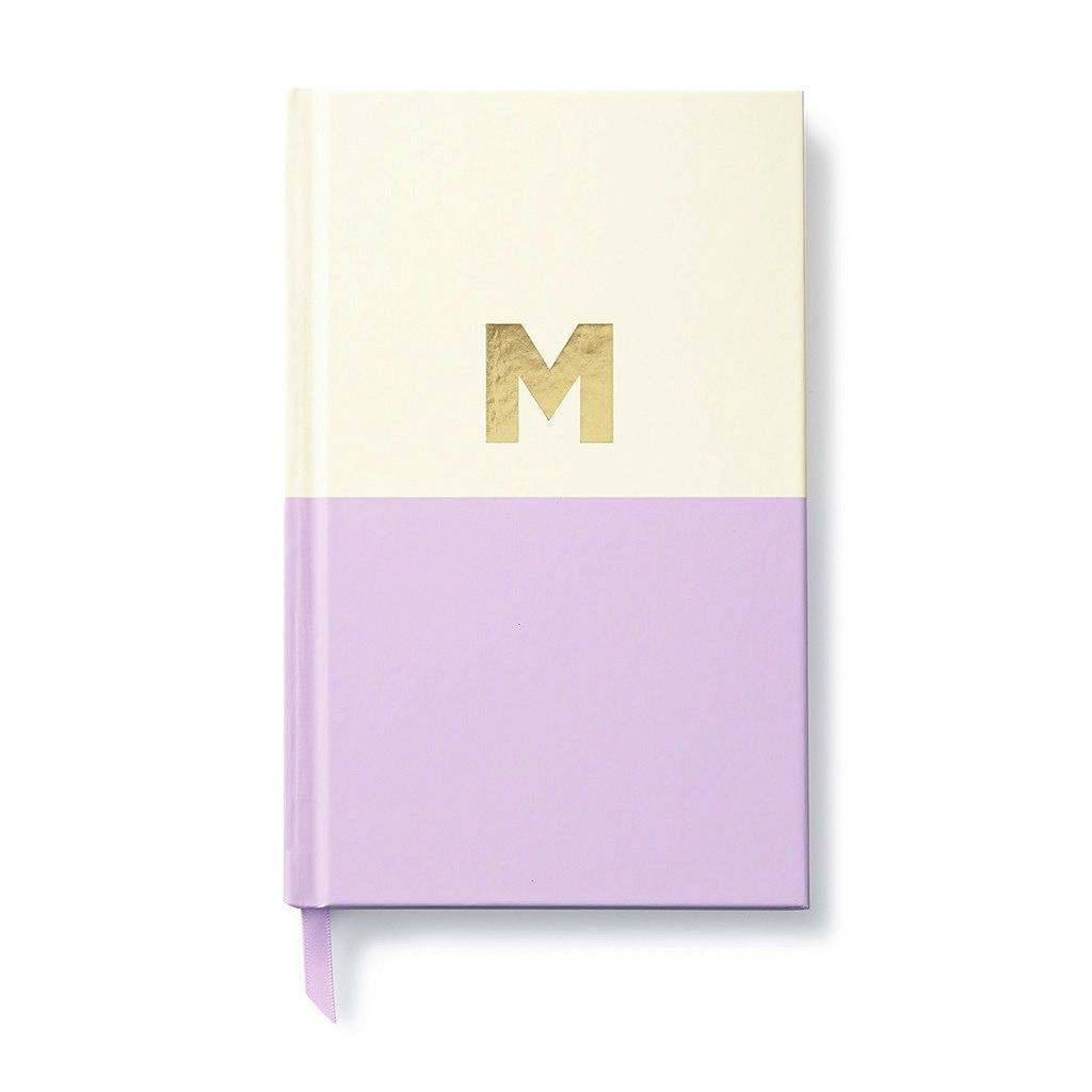 Kate Spade New York Dipped Initial Notebook - M