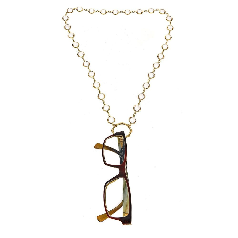 Joy Eyeglass Catcher and Necklace by Fornash Designs
