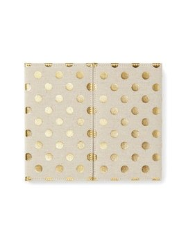 Calendar New York Polka Dot Desktop Weekly Calendar and Folio by Kate Spade