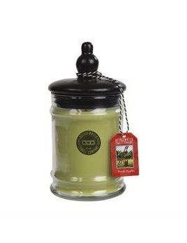 Personalized 8oz Small Jar Candle - Fresh Apple