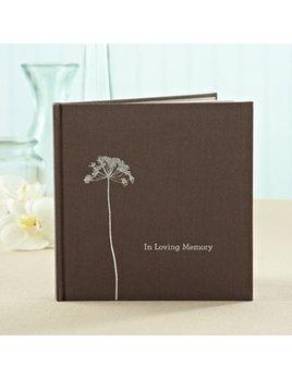 Book In Loving Memory Book