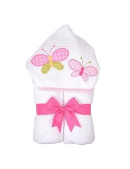 Baby Butterfly Everykid Towel
