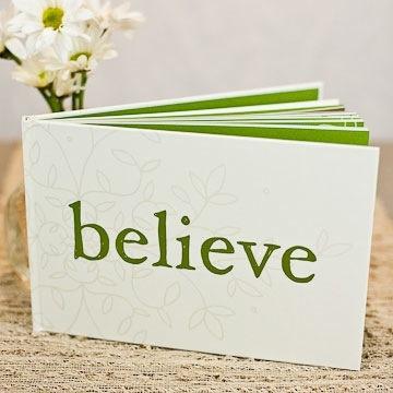 Book Believe Book