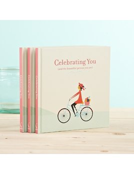 Book Celebrating You Book