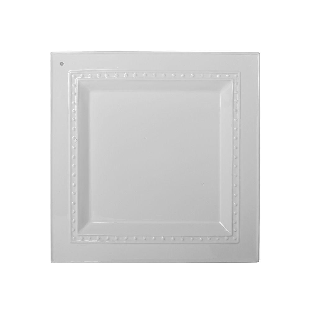 Platter Nora Fleming Square Pearl Platter