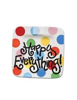 Platter Bright Dot Happy Everything Mini Platter