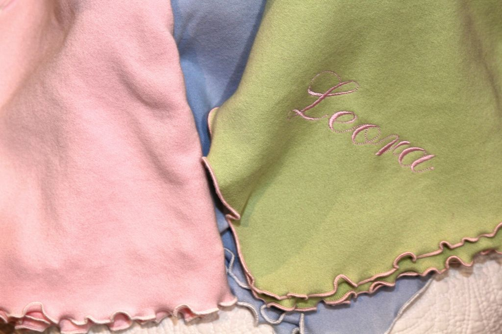 Blanket Lettuce Leaf Blanket