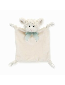 Toy Wee Lamby Plush Security Blanket