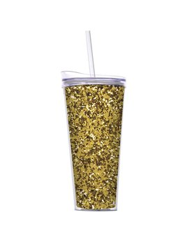 Tumbler Glitter Hot/Cold Tumbler - 22 oz.