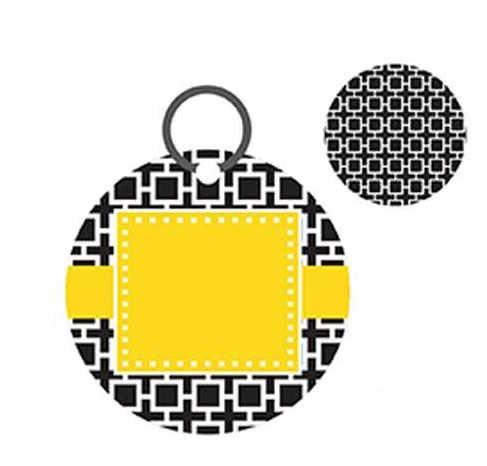 Personalized Acrylic Keychain